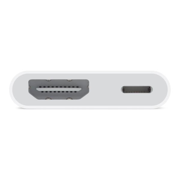 Apple Lightning Digital AV (HDMI) Adapter