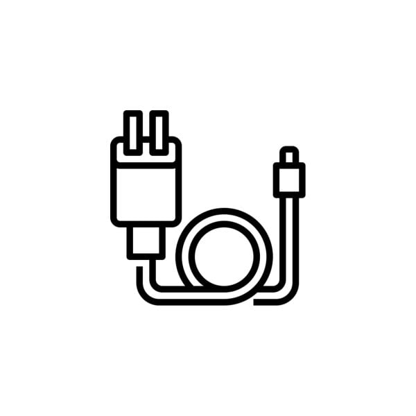 LMP Lightning USB Power Adapter 5W 50 Pack