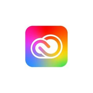 12 Mt. Verlängerung Adobe Creative Cloud für Teams Miet-Lizenz