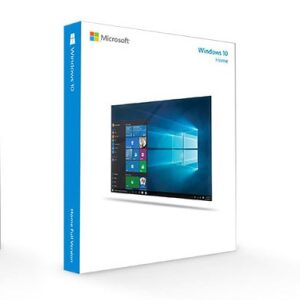 Windows 10 Home englisch 32 Bit