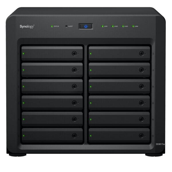 Synology DiskStation DS3617xs 72 TB