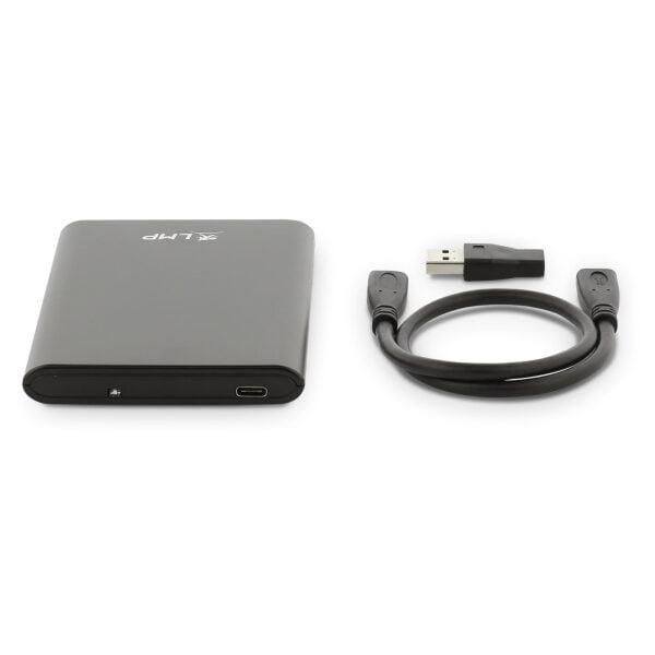 """LMP DataMobile USB-C Gehäuse 2.5"""""""