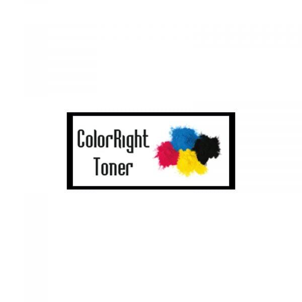 ColorRight Toner Satz CMYK Xerox Phaser 6128 MFP