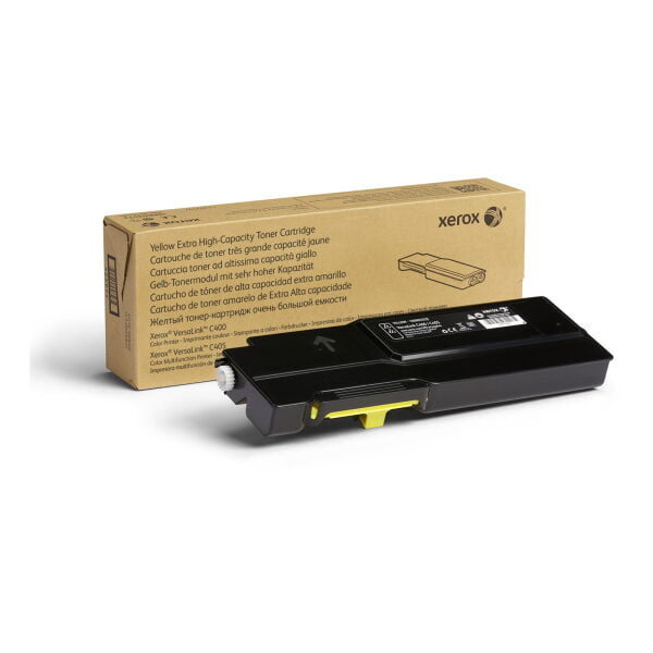 Toner Extra High Capacity gelb Xerox VersaLink C400/C405