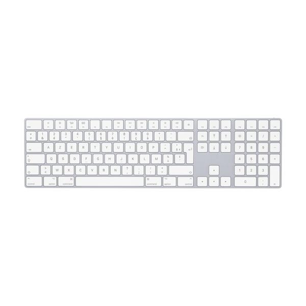 Apple Magic Keyboard mit Zahlenblock FR Layout