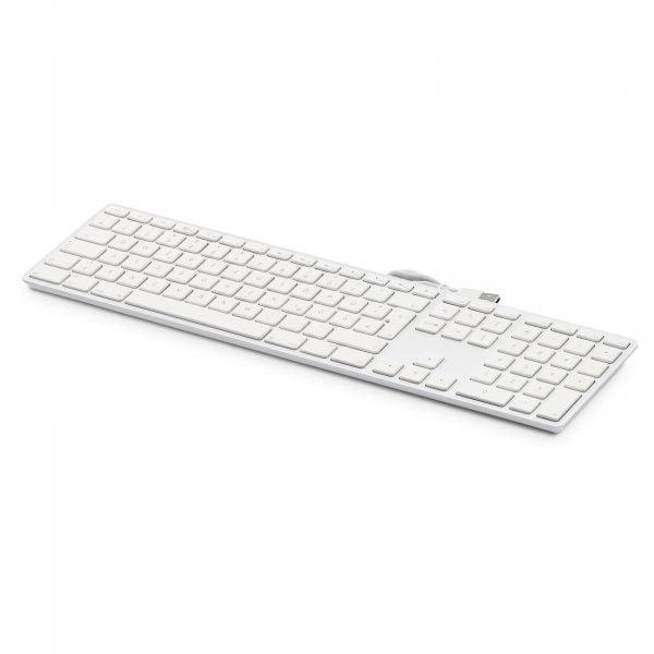 LMP USB Tastatur mit Zahlenblock SI