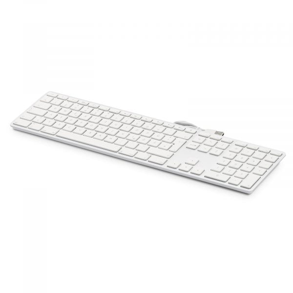 LMP USB Tastatur mit Zahlenblock NL Layout
