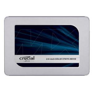 Crucial MX500 SSD 500 GB