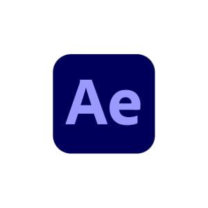 12 Mt. Verlängerung Adobe After Effects für Teams Miet-Lizenz