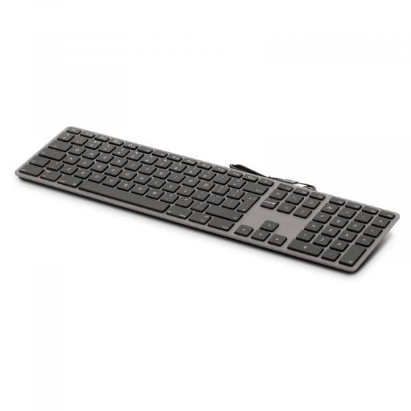 LMP USB Tastatur mit Zahlenblock ZA Layout 50 Pack