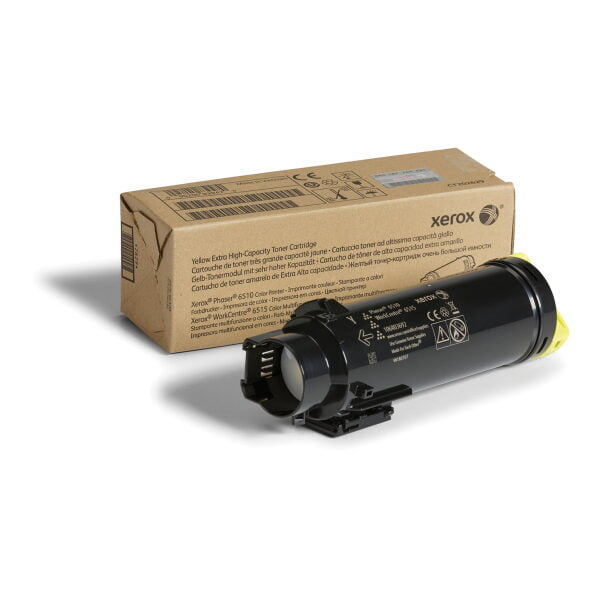 Toner Extra High Capacity gelb Xerox WorkCentre 6515/Phaser 6510