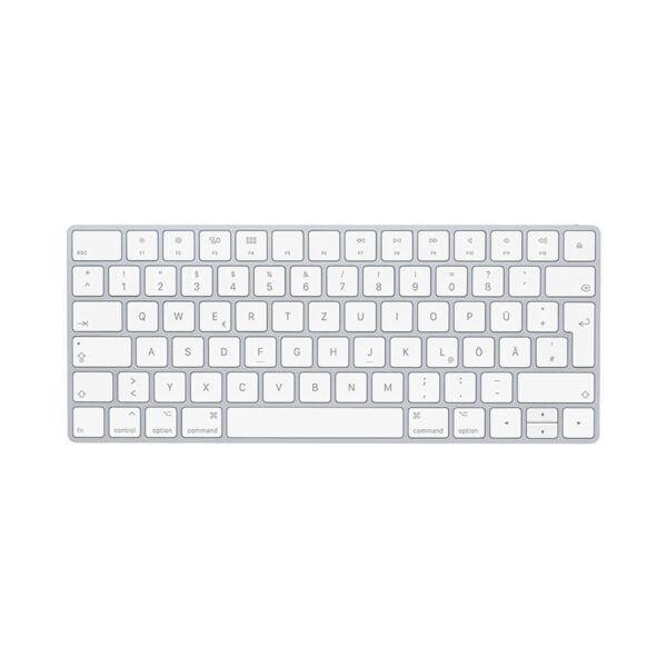 Apple Magic Keyboard DE Layout