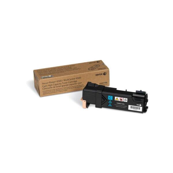 Toner High Capacity cyan Xerox WorkCentre 6505/Phaser 6500