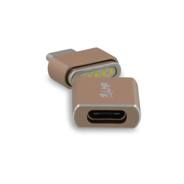 LMP Magnetic Safety Adapter USB-C zu USB-C für USB-C Ladekabel