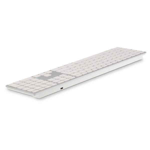 LMP Bluetooth Tastatur mit Zahlenblock CH Layout