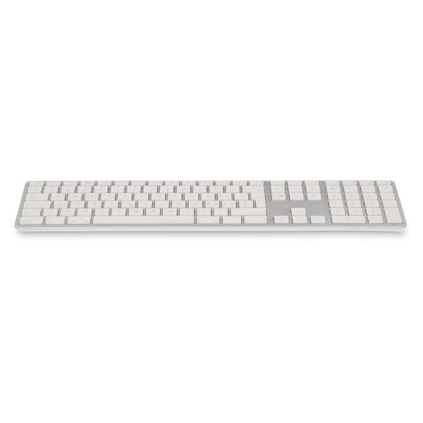 LMP Bluetooth Tastatur mit Zahlenblock UK EN Layout