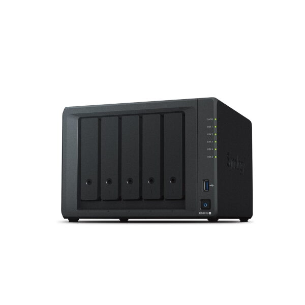 Synology DiskStation DS1019+ 15 TB