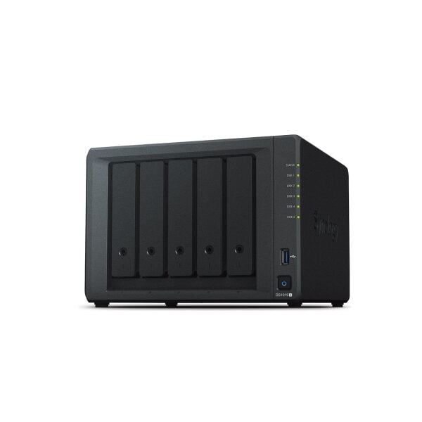 Synology DiskStation DS1019+ 60 TB