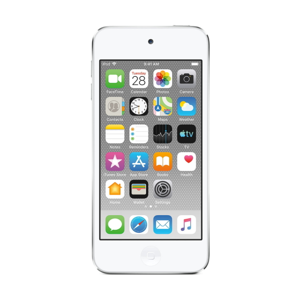 iPod touch Silber