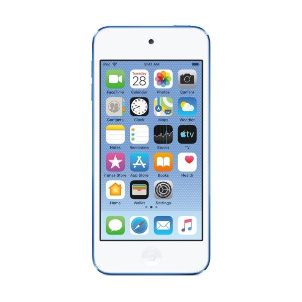 iPod touch Blau