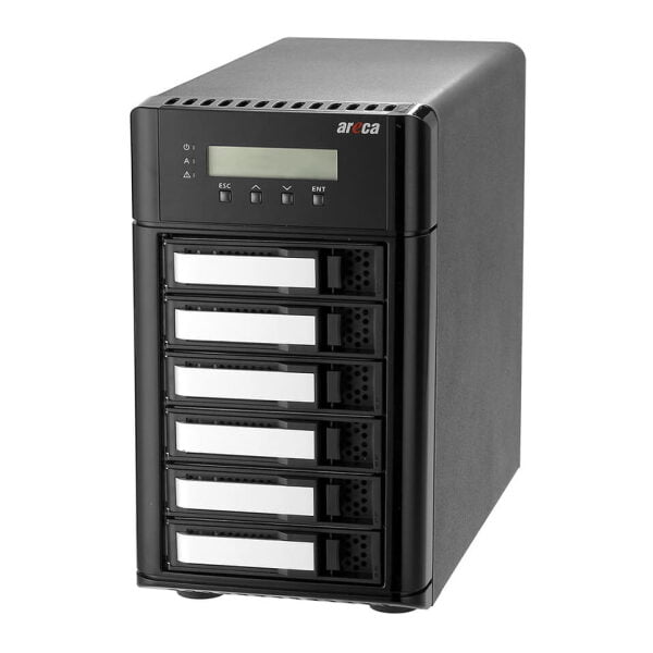 Areca ThunderBox3 600 72 TB