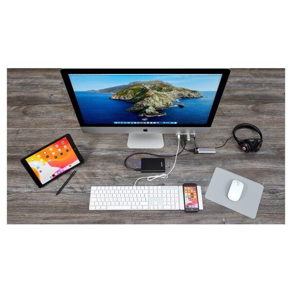 LMP USB-C Tastatur mit Zahlenblock CH Layout