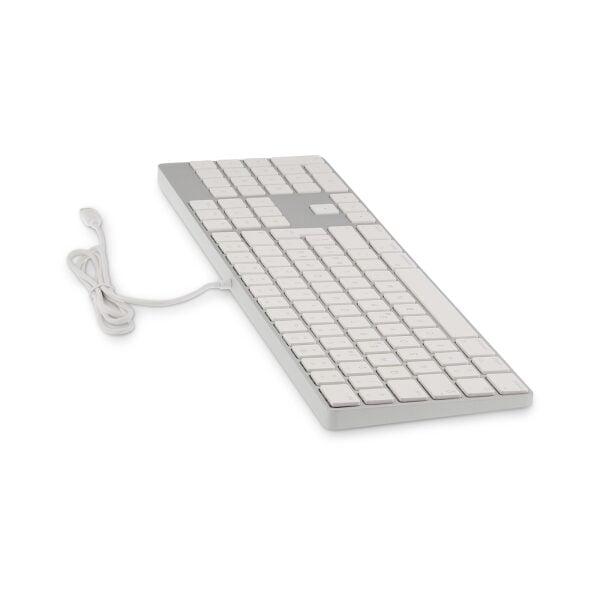 LMP USB-C Tastatur mit Zahlenblock UK EN Layout