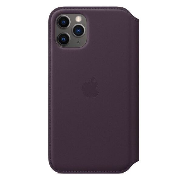 iPhone 11 Pro Leather Folio