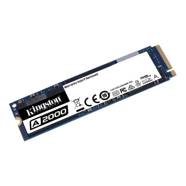 Kingston A2000 SSD NVMe SSD M.2 2280 1 TB