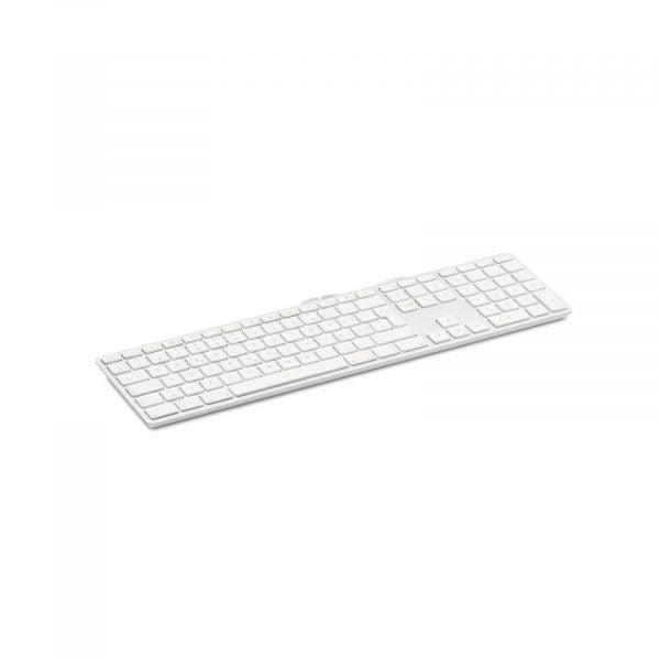 LMP USB Tastatur mit Zahlenblock Hebräisch