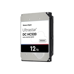 WD Ultrastar DC HC520 Server Edition 12 TB