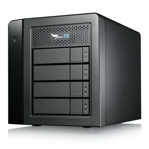 Promise Pegasus32 R4 SSD 2 TB