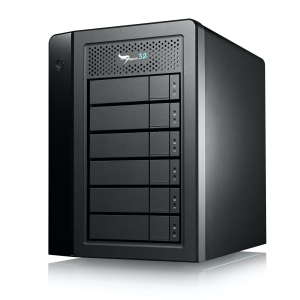 Promise Pegasus32 R6 SSD 3 TB