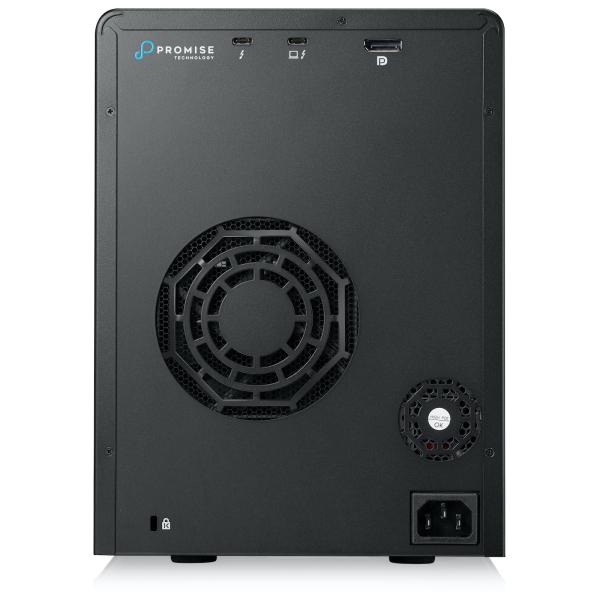 Promise Pegasus32 R6 SSD 12 TB