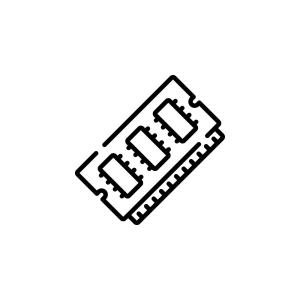 LMP DDR4 R-DIMM ECC 8 GB