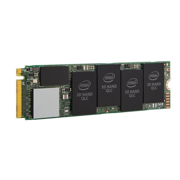 Intel 660p NVMe SSD M.2 2280 2 TB