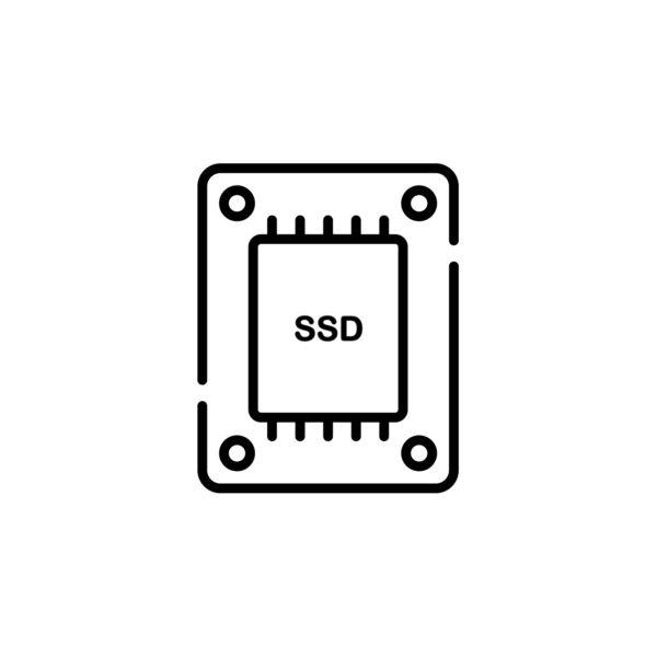 SSD Karte für Mac Pro 960 GB
