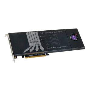 SSD RAID Karte für Mac Pro 3.84 TB