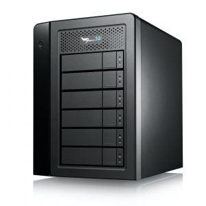 Promise Pegasus32 R6 84 TB