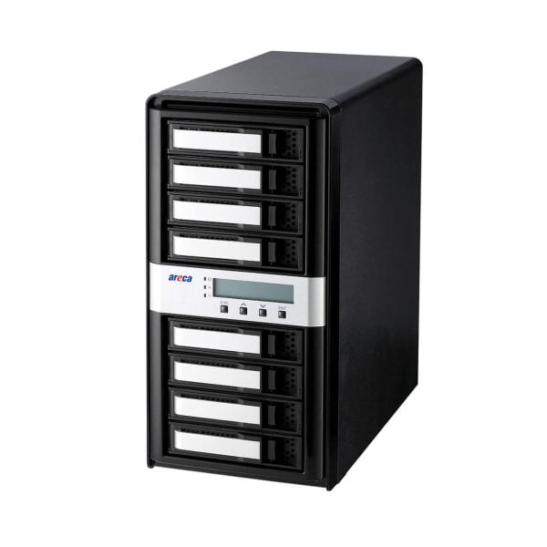 Areca ThunderBox3 800 44 TB