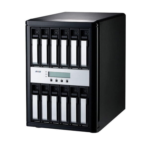 Areca ThunderBox3 1200 Gehäuse 120 TB