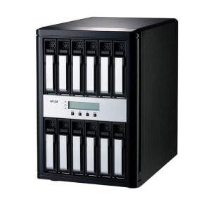 Areca ThunderBox3 1200 Gehäuse 144 TB