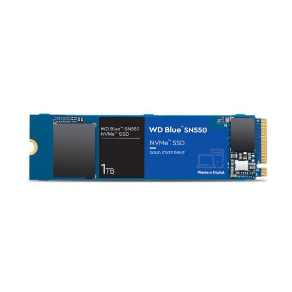 WD Blue SN550 NVMe SSD M.2 2280 1 TB