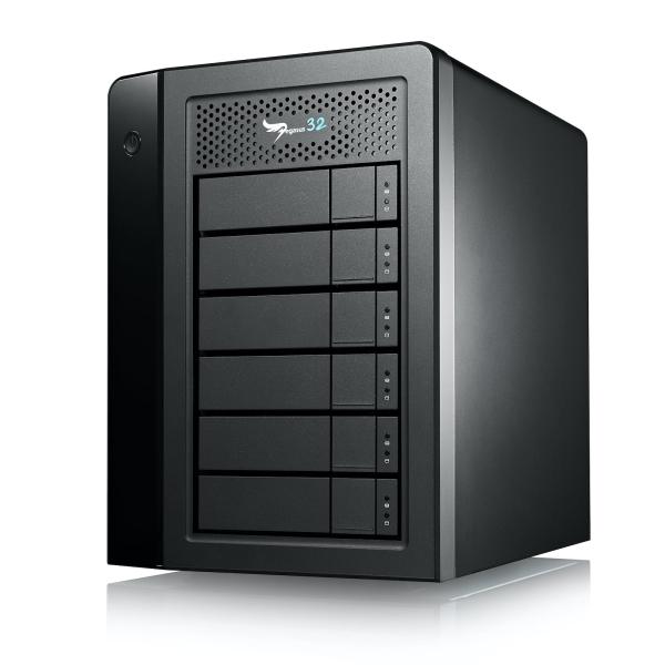 Promise Pegasus32 R6 96 TB