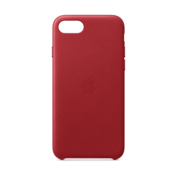 iPhoneSE (2020) Leather Case