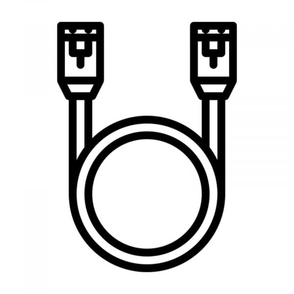 Fibre Optic LWL Patchkabel LC/APC-SC/UPC Simplex SM 2 m