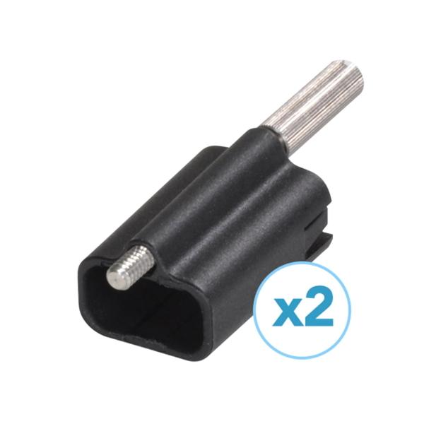 Sonnet ThuderLok 3 Thunderbolt Connector Retention Clip 2 Pack