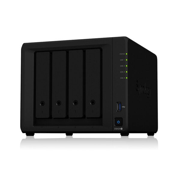 Synology DiskStation DS420+ 40 TB