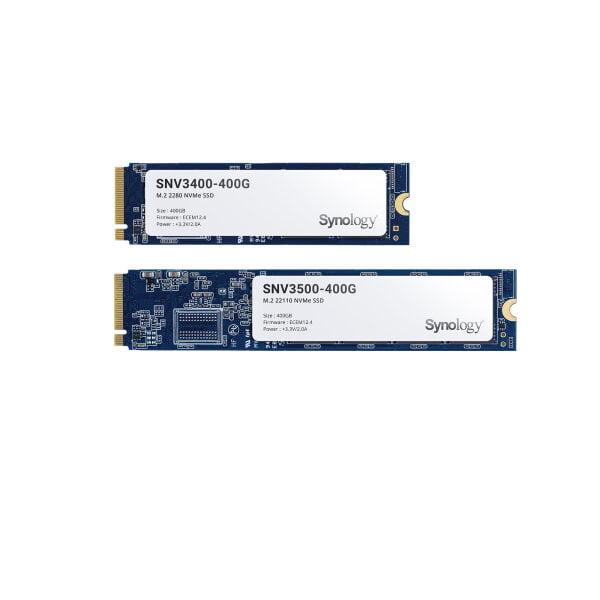 Synology SSD M.2 2280 NVMe 400 GB