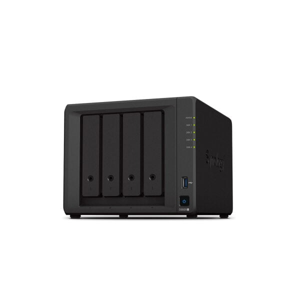 Synology DiskStation DS920+ SSD 4 TB